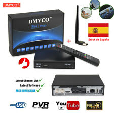 ES DMYCO HD 1080P Satellite Decoder V9S PRO Receptor + USB WIFI Support Powervu
