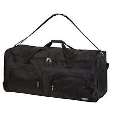 XXL Reisetasche mit Trolleyfunktion Jumbo Tasche Reisetrolley Travel Bag Rollen