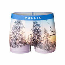 Pullin Master Mens Boxer Trunk Daille