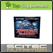 Scitec Nutrition ATTACK! 2.0 - Complex pre-workout creatine booster 10g