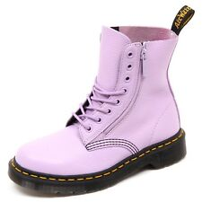 D6724 (without box) anfibio donna lilla DR. MARTENS PASCAL boot shoe woman