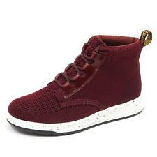 D6856 (without box) sneaker donna tissue DR. MARTENS red shoe woman