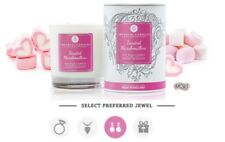 Imperial Candles Toasted Marshmallow Deluxe 70hr Soy Jewel Jewellery Candle