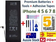 For iPhone 4s 4 5s 6 6s Plus 7 8 New OEM Internal Battery Replacement for Apple