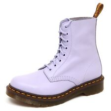 D7616 (without box) anfibio donna lilla DR. MARTENS PASCAL shoe boot woman