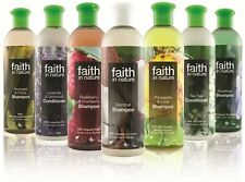 Faith in Nature! Free from Parabens and SLS! 100% Natural Fragrance! ORGANIC!!!
