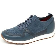 D7624 (SAMPLE NOT FOR RESALE WITHOUT BOX) sneaker uomo blu fabric UGG shoe man