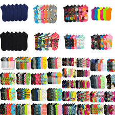 Wholesale Socks Lot Women's Girl Mixed Assorted Designs Colors Novelty 6-8 9-11