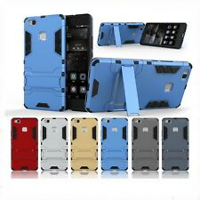 HUAWEI P9 LITE DOUBLE ARMURE ETUI COQUE COVER COQUE HOUSSE DOUBLE PROTECTION