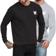 Good For Nothing Esencial Sudadera - Negro, Gris - XS,S,M,L