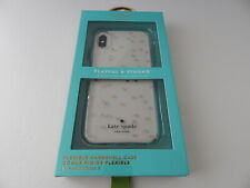 Kate Spade Genuine Authentic Protective Hardshell Case For iPhone X New