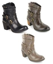 Donna Hush Puppies Moorland stile Cowboy stivali