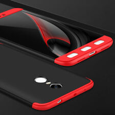 """New 3 in1 Luxury Matte Finish Hybrid Back Case Cover For """"Xiaomi Redmi Note 4"""""""