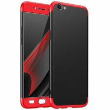 3 in 1 Luxury Double Dip Matte Finish Hybrid Front & Back Case Cover For OPPO F3