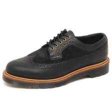D8074 (without box) scarpa uomo DR. MARTENS 3989 leather/wool shoe man