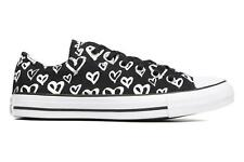 Mujer Converse Chuck Taylor All Star Print Ox Deportivas Negro