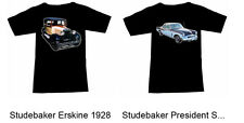 Camiseta con STUDEBAKER AUTOMÓVIL - Fruit of the Loom S M L XL 2xl 3xl