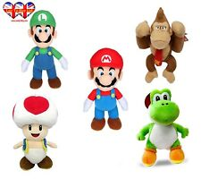 Super Mario-Kong-Luigi-Toad-Yoshi,Plush,Soft Toys,5 Characters Available!