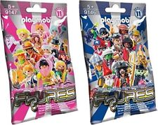NEW Playmobil Series 11 9146 9147 Collectable Boys Girls Figures Male Female