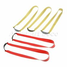 5/10Pcs Replacement Rubber Band Catapult Slingshot Sling Shot High Accuracy  HOT