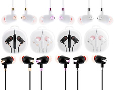 3.5mm Stereo Piston In-Ear Earphone Headphone Remote WITH Mic for iPhone Xiaomi