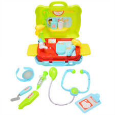 Doctor Kit Role Pretend Play Set Medical Toys Kids Doctor Nurse Game Playset US