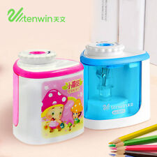 TENWIN 8005 Home Office School Desktop Electric Pencil Sharpener Stationery ny