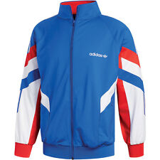 adidas Originals Aloxe Track Top Retro-Trainingsjacke Herren-Sportjacke Jacke