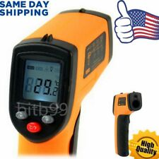 Non-Contact LCD IR Laser Infrared Digital Temperature Thermometer Gun new LC