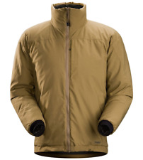 ARCTERYX Leaf Fusion Jacket | Windstopper Crocodile Insulated Armed Forces BNWT