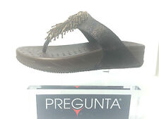 INFRADITO CINZIA SOFT COLORE BRONZO ZEPPA H 4 CM NEW COLLECTION
