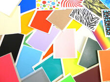 75x50mm Rectangulo Pegatinas de Color Rectangular Etiquetas Adhesivas 46 Colores
