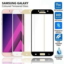 3D FULL COVER Tempered Glass Screen Protector for Samsung Galaxy J3 J5 J7 2016