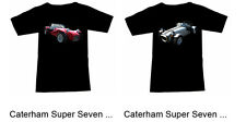 Camiseta con CATERHAM AUTOMÓVIL - Fruit of the Loom S M L XL 2xl 3xl