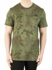 The North Face Uomo T-Shirt Simple Dome, Verde