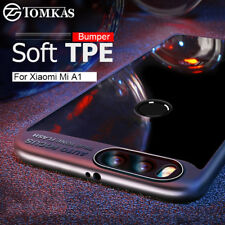 "For ""Xiaomi Mi A1 /Mia1"" SLIM THIN Crystal Clear Soft TPU Bumper Back Case Cover"