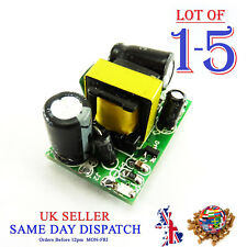 AC/DC Power Supply 5W 12V 450mA Step-Down Isolated Buck Converter Module
