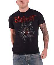 Slipknot Shattered band gray chapter logo officiel Homme nouveau T Shirt