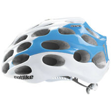 Catlike Mixino Road Helmet Cycling 39 Vents Lightweight White/Blue