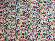 LIBERTY ROSSMORE CORD - ANISE (C) -100% COTTON - 140CM WIDE