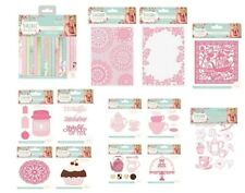 NEW Sara Signature Collection VINTAGE TEA PARTY CardMaking Crafters Companion