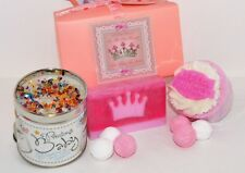 Baby Girl Gift Box / Baby Shower / Mum to Be / New Mummy Scented Candle Gift Box