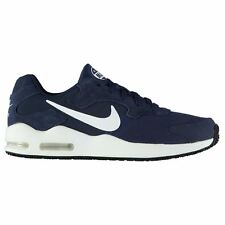 Nike Air Max Guile Trainers Mens Navy/White Athletic Sneakers Shoes