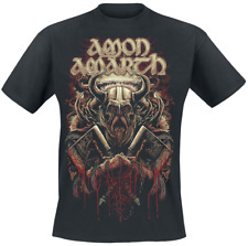 Amon Amarth Viking T-Shirt nero