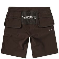 NIKE X UNDERCOVER GYAKUSOU DRI-FIT UTILITY SHORT TIGHT 811220-210