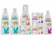 ORS CURLS UNLEASHED HAIR PRODUCTS FOR NATURAL WAVY, CURLY& KINKY HAIR-Full Range
