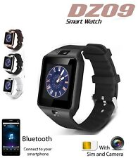 Bluetooth Smart Watch 2018 DZ09 for Android SIM Slot iOS Camera iPhone Samsung