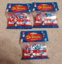 Lot of 3 Dr Seuss Cat in the Hat Shapelets Bracelets Packages of 20 Each NEW