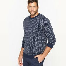 Castaluna For Men Uomo Pull Jacquard Bicolore
