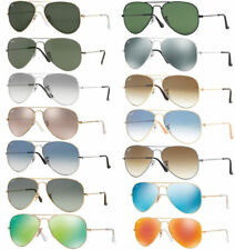 RAY BAN 3025 RB3025 large metal AVIATOR sunglasses sonnenbrille sunglasses